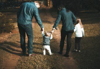 Wie zijn de directe gezinsleden van de huurder van een woning?