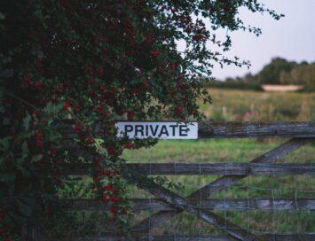 Huurovereenkomst woonruimte: hoe zit het ook al weer met de kijktuin?